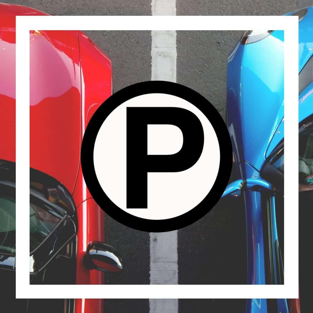 Бесплатная охраняемая парковка